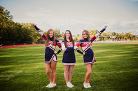 Brookfield East Cheer 2012