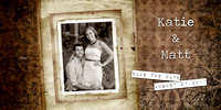 Wedding Cards/Save the Date/GuestBooks