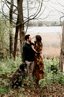 Shelby + Morgan Engagement Session 2017